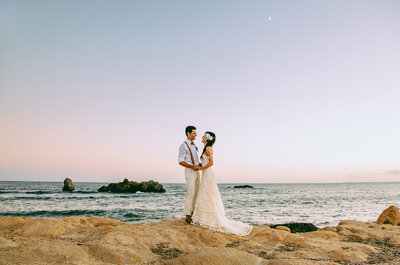Una celebración con corazón: la boda de Laura y Rubén