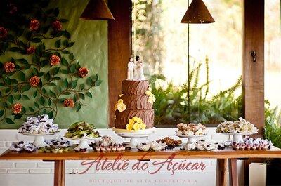 Casamento-brunch, uma ideia simples e super original para seu grande dia!