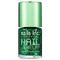 Barniz de uñas en color verde esmeralda con destellos de glitter para novia de la marca Nails Inc