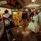 Foto urbana el día de tu boda, trash the dress