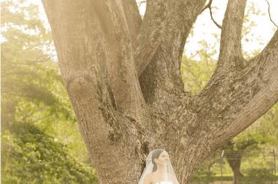 Los 12 mejores vestidos de novia de nuestras famosas Colombianas