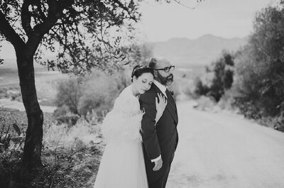 Pequeños y grandes detalles: la boda de Santi y Geor