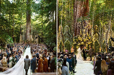Ideias para ter um casamento de conto de fadas: transforme seu sonho em realidade!