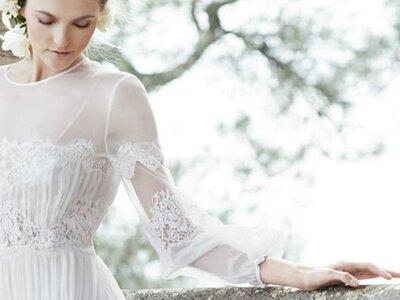 Un sogno ad occhi aperti per la sposa più romantica: ecco la sfilata di Alberta Ferretti Forever 2016