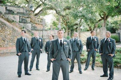 Las 10 mejores tiendas de traje de novio en Viña del Mar, ¡encuentra el estilo ideal!