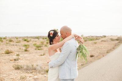 Alexandra et Luc : une plage, des amis et un mariage surprise aux Baléares !
