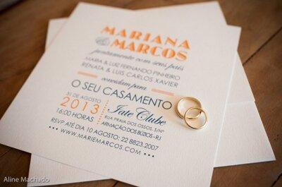 Casamento em Búzios: Mariana e Marcos celebram o amor com pôr do sol, cores e alegria