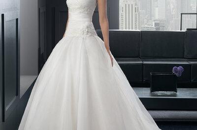 Jusqu'à -70% sur des collections de robes de mariée : on fonce !