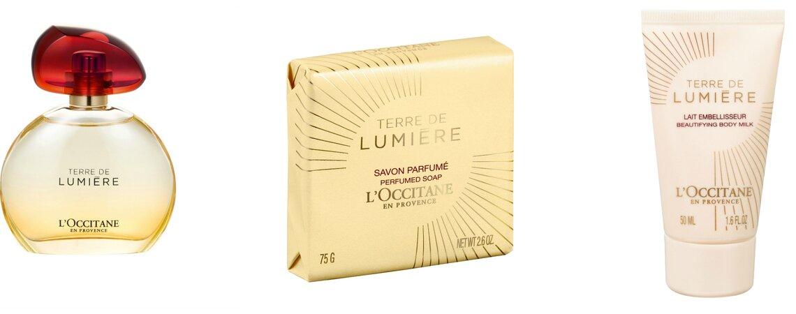 L'OCCITANE Terre de Lumière – Ein Duft so facettenreich wie das goldene Licht der Provence.