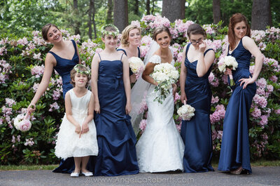 Get-Along-Gang: Navigating the Politics of being a bridesmaid