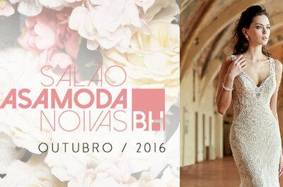 Salão CasaModa Noivas BH reúne excelentes fornecedores de todo o país: garanta e sua entrada!