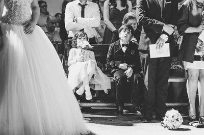 Como as crianças vêem o casamento: 60 verdades absolutas