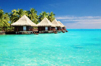 Vinci la tua luna di miele a Tahiti con Zankyou