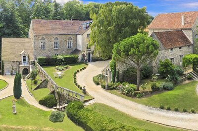 Les 10 plus beaux lieux de réception d' Île-de-France pour un mariage champêtre