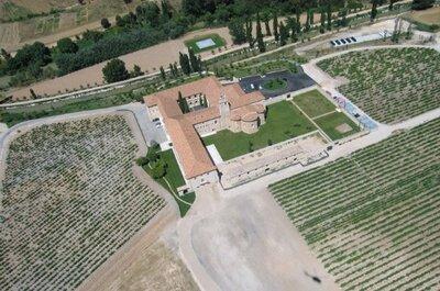 Relais et Chateaux 5 étoiles pour une réception de mariage originale en Espagne