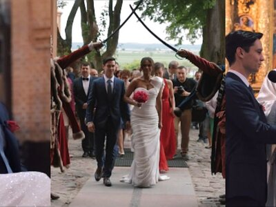 Prachtige bruiloft-video van Natalie & Karol: kippenvel!