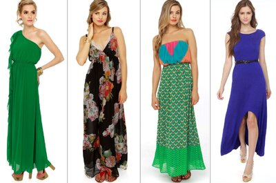 Maxi Dresses for Wedding Guests: Chic Summer Style