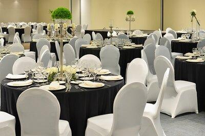 10 de los mejores hoteles en Santiago para celebrar tu matrimonio