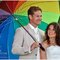 Trajes para noivos em tons claros. Foto: Günter Weber