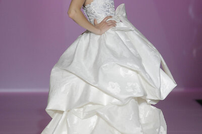 Vestidos de noiva Hannibal Laguna 2014