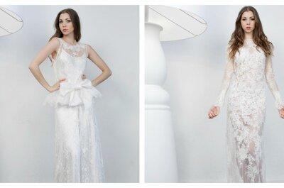 Le 12 septembre, courez découvrir la collection 2016 de robes de mariée de Gwanni au prestigieux Hôtel Bristol à Paris