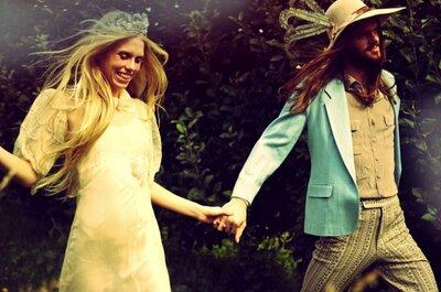 Le 10 cose che non possono mancare in un perfetto matrimonio hipster