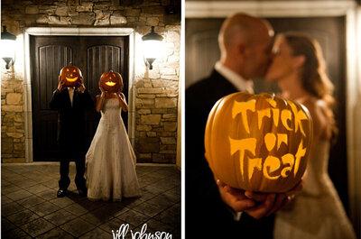 6 ideas para una boda inspirada en Halloween