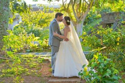 Die Traumhochzeit einer Weddingplanerin: Romantisch gestrandet auf Mauritius