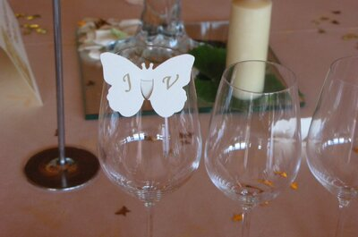 Beautiful Butterflies for your Big Day