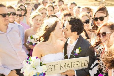 Como organizar um casamento sem estress em 365 dias: siga esses 107 passos!