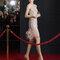 Hochzeitsgastkleid aus der Festmodenkollektion 2015 von Rosa Clará (8T302)