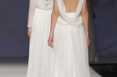 Vestidos de noiva Victorio & Lucchino 2015: presença e minimalismo chique