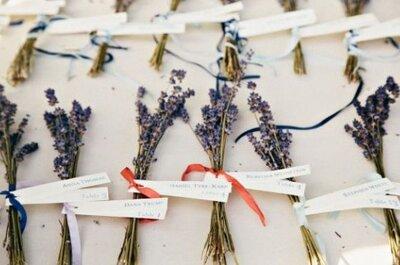 Vantagens, desvantagens e dicas para marcar o lugar dos convidados no casamento