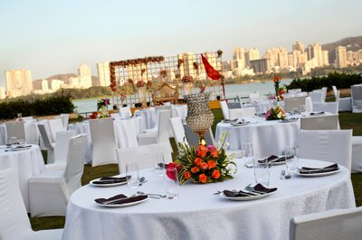 Top 7 wedding banquet halls in Mumbai