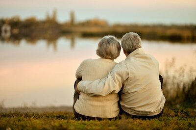 Paulette, 93 ans et Raymond, 95 ans : le mariage le plus mignon de l'année !