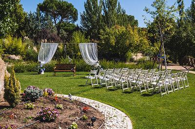 Finca El Albero, un paraíso natural para una boda de ensueño