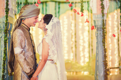 The amazing Real Wedding of Zahra and Yusuf: The Wedding that was royal style
