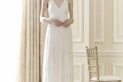 Jenny Packham 2014 : une collection inspirée de la Belle Époque