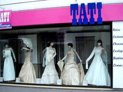 robes de marie tati mariage 2010 lafft des tendances - Tatie Mariage Magasin