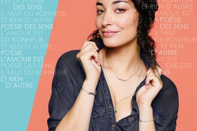 Bijoux Noémie Briand : un look de mariée délicat et romantique