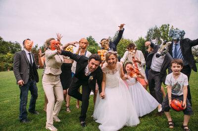7 elementos obligados y divertidos que debe haber en TODAS las bodas mexicanas