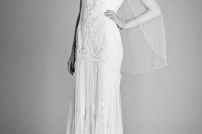 Vestidos de Novia Temperley London 2012