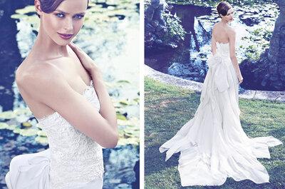 I 50 abiti da sposa con la schiena scoperta più belli per il 2015