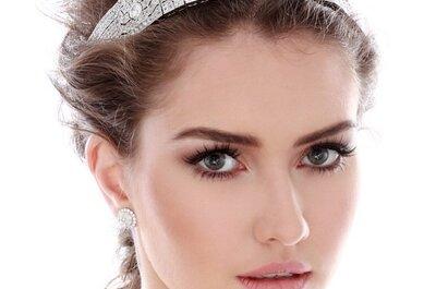 Os olhos da noiva: como serão os seus?