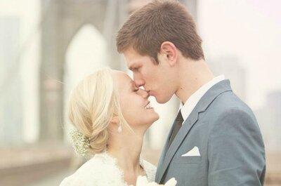 The urban couple: A wedding walk through the city of love