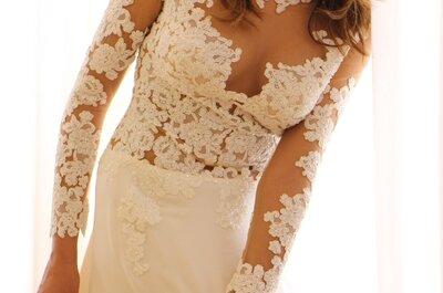 I segreti dell'abito da sposa su misura
