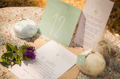 Invitaciones de boda con mucho estilo: descubre dónde conseguirlas en Madrid