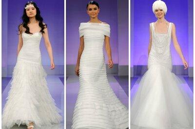 Oggi presentiamo Cymbeline Collezione 2013, per la sposa très chic!