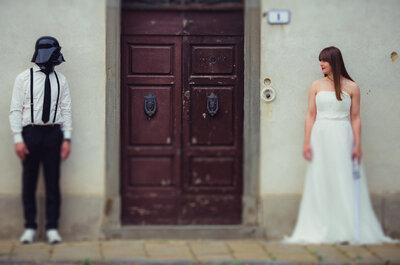14 peinliche Situationen auf Ihrer Hochzeit! Wie es dazu kommen kann und Sie sie vermeiden