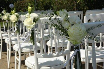 Bruiloftstyling met bloemen - Tips voor bruidsboeket, corsages en decoratie